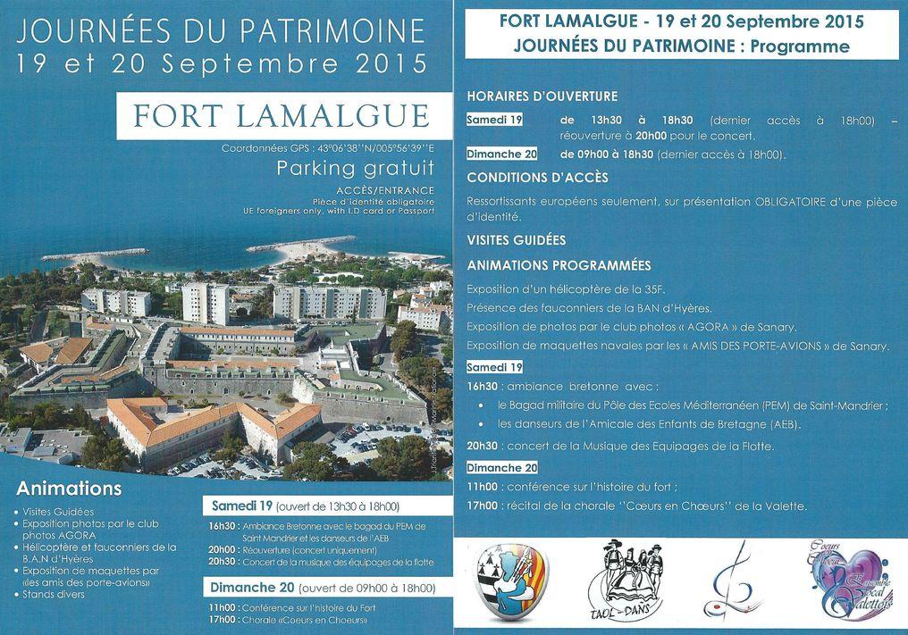 20150919_Fort Lamalgue- Journées du Patrimoine